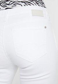 Mavi - ADRIANA ANKLE - Jeans Skinny Fit - white washed denim - 5