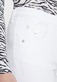Mavi - ADRIANA ANKLE - Jeans Skinny Fit - white washed denim - 3