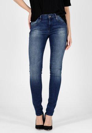 NICOLE - Jeans Skinny Fit - dark blue