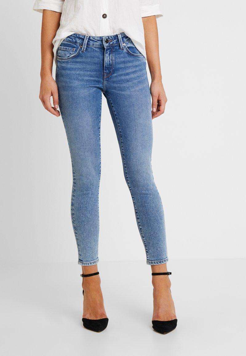 Mavi - ADRIANA - Jeans Skinny Fit - indigo retro