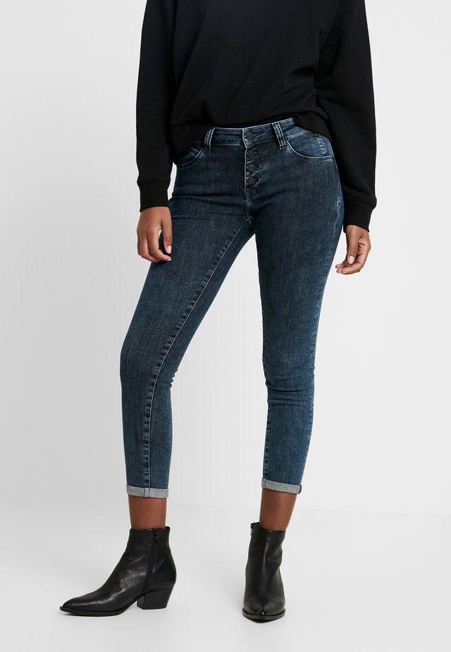 LEXY - Jeans Skinny Fit - ink random embelished
