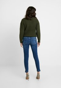 Mavi - ADRIANA ANKLE - Jeans Skinny Fit - moon washed - 2