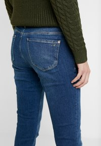 Mavi - ADRIANA ANKLE - Jeans Skinny Fit - moon washed - 5