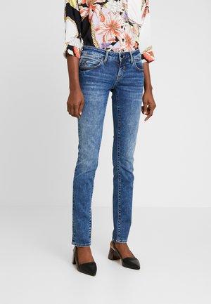 LINDY - Jeans Skinny Fit - dark random glam