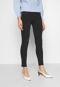 Mavi - LINDY - Jeans Skinny Fit - smoke glam - 0