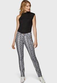 Mavi - SOPHIE ZIP - Jeans Skinny Fit - brown - 1