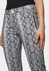 Mavi - SOPHIE ZIP - Jeans Skinny Fit - brown - 5