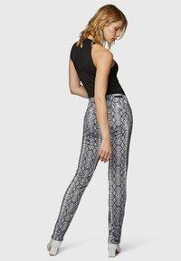 Mavi - SOPHIE ZIP - Jeans Skinny Fit - brown - 2