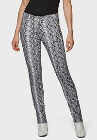 Mavi - SOPHIE ZIP - Jeans Skinny Fit - brown - 0
