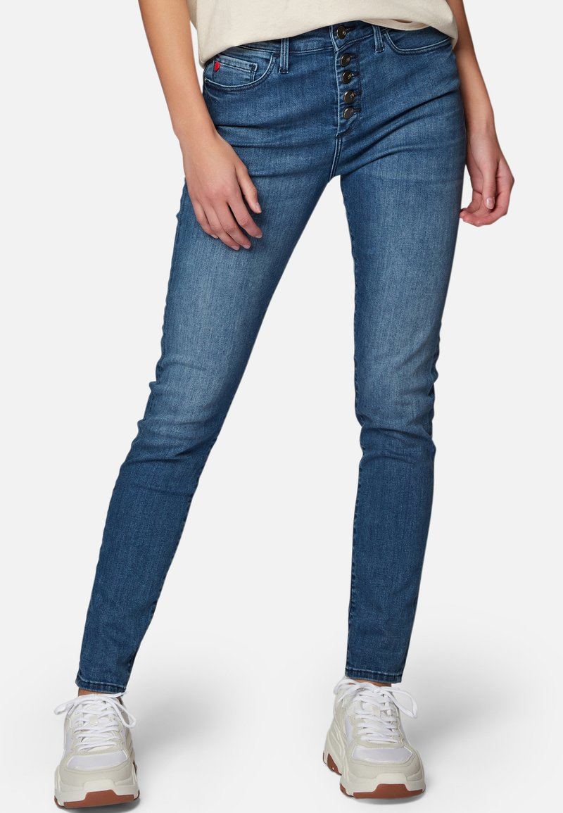 Mavi - LUCY - Jeans Skinny Fit - blue