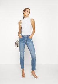 Mavi - NIKI - Straight leg jeans - blue denim - 1