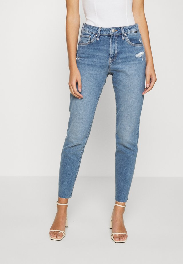 NIKI - Straight leg jeans - blue denim