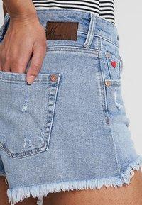 Mavi - ROSIE - Denim shorts - mid retro 80's - 4