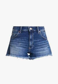 Mavi - ROSIE - Shorts di jeans - dark brushed 80's - 3