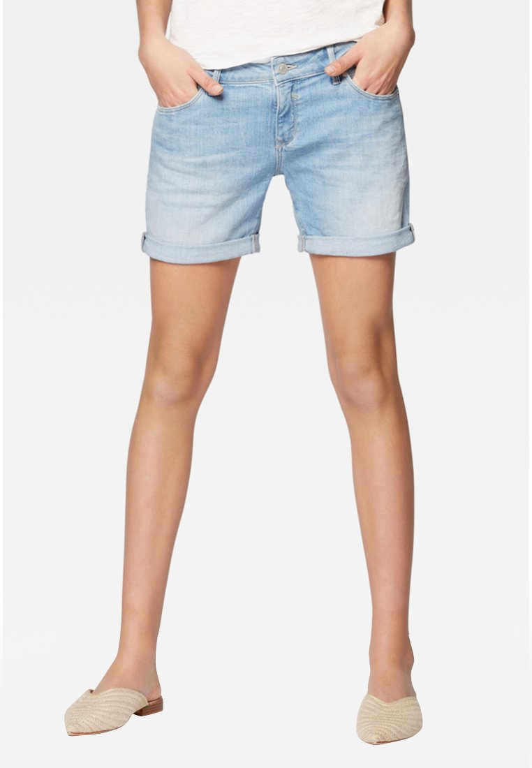 Mavi - PIXIE - Denim shorts - blue