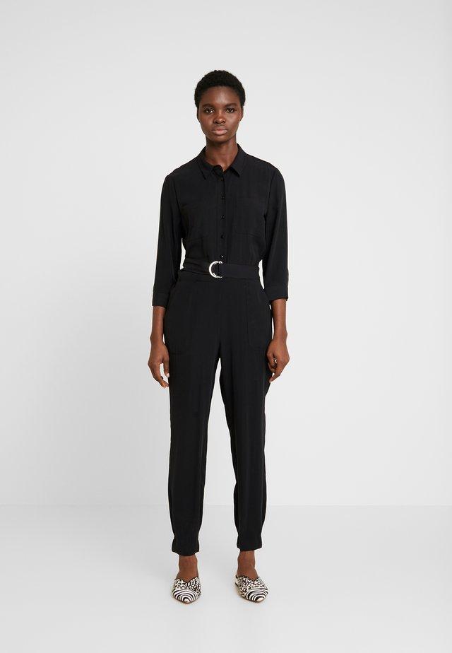 OVERALLS - Jumpsuit - black