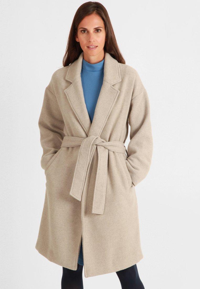 Mavi - Classic coat - beige