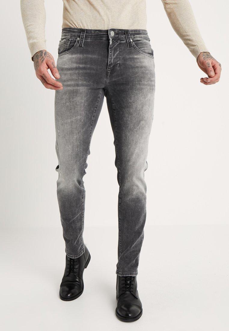 Mavi - JAMES - Slim fit jeans - dark grey