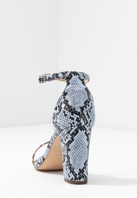 Madden Girl - BEELLA - Højhælede sandaletter / Højhælede sandaler - blue - 5