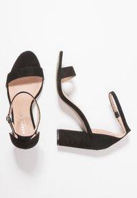 Madden Girl - BEELLA - High heeled sandals - black - 3