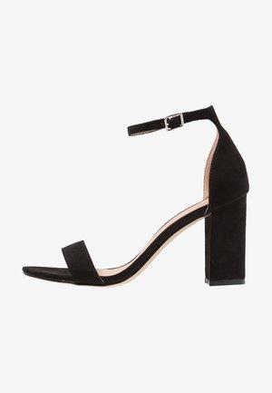 BEELLA - High Heel Sandalette - black