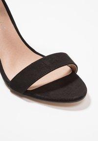 Madden Girl - BEELLA - High heeled sandals - black - 2