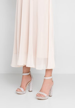 SIREN - High heeled sandals - blush