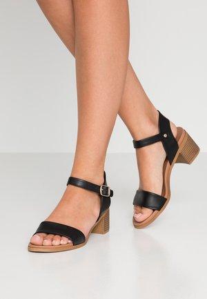 AERIE - Sandals - black