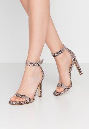 ARA - Sandaler med høye hæler - pink