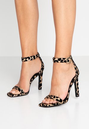 ARA - Sandály na vysokém podpatku - multicolor