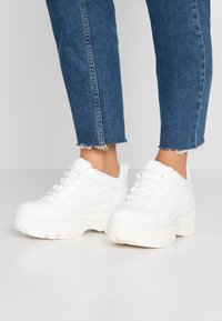 Madden Girl - BOUNCE - Trainers - white/multicolor - 0