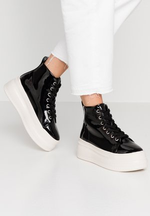 CHUCKLE - Sneakers alte - black