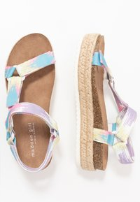 Madden Girl - CAMBRIDGE - Espadrille - pastel/multicolor - 3