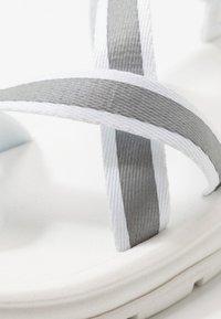 Madden Girl - SUN - T-bar sandals - white - 2