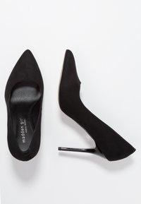 Madden Girl - PERLA - Escarpins à talons hauts - black - 3