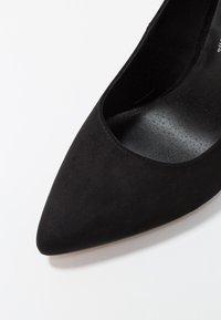 Madden Girl - PERLA - Escarpins à talons hauts - black - 2