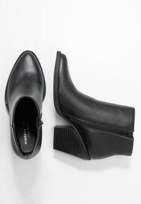 Madden Girl - KLICCK - Kotníková obuv na vysokém podpatku - black - 3