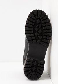 Madden Girl - LODGE - Korte laarzen - black paris - 6