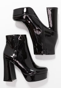 Madden Girl - High heeled ankle boots - black - 3