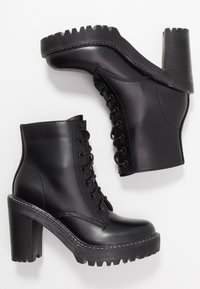 Madden Girl - ARCHIEE - High heeled ankle boots - black paris - 3
