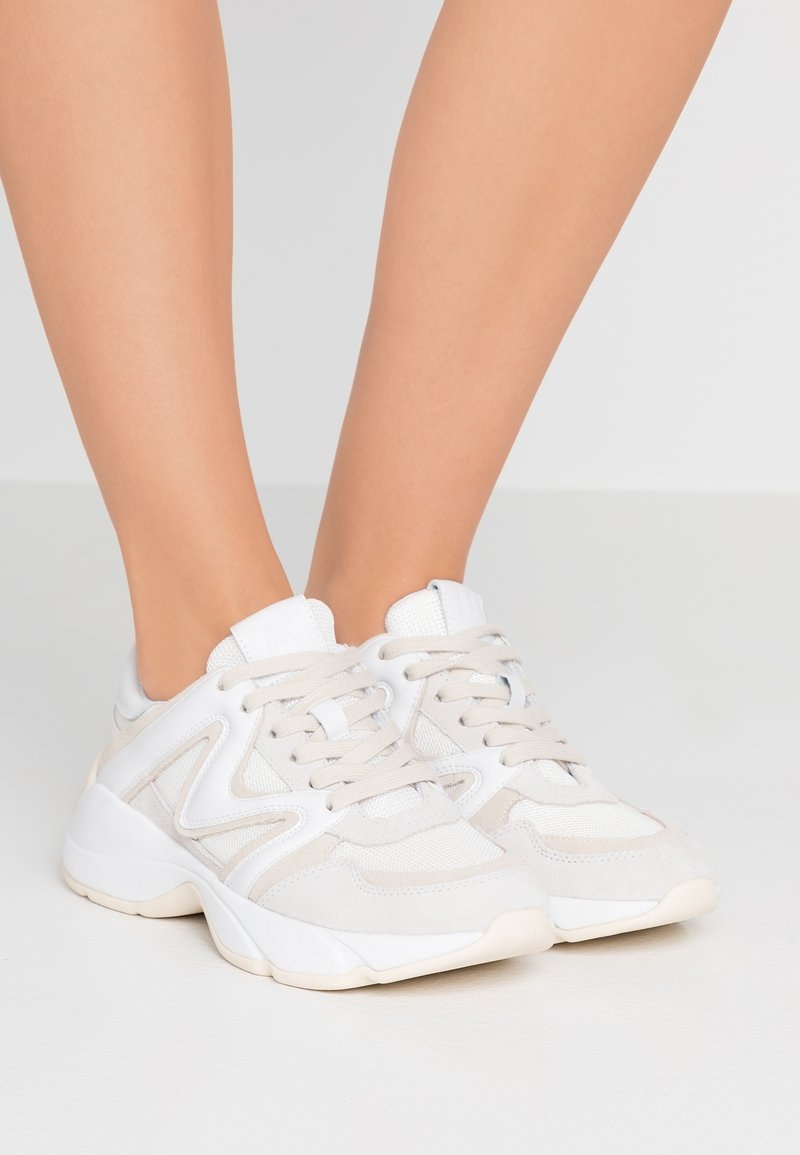 maje - Sneakers laag - offwhite