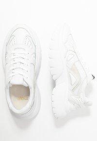 maje - Sneakers laag - blanc - 3
