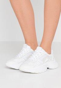 maje - Sneakers laag - blanc - 0