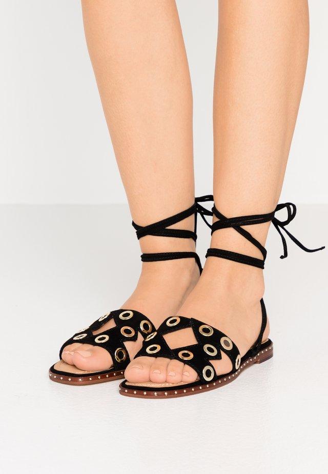 Sandaler - noir