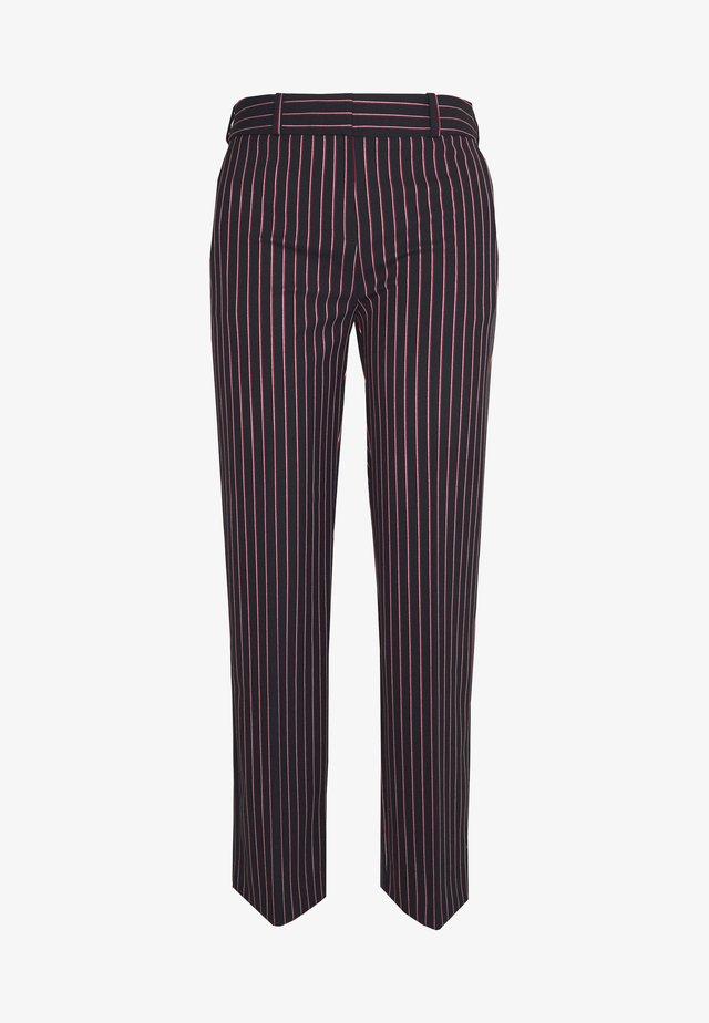 PIELDA - Spodnie materiałowe - marine