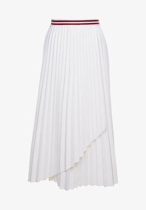 JOULI - A-line skirt - ecru
