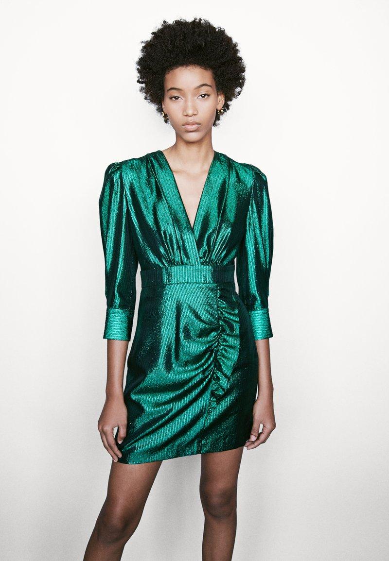 maje - REXY - Cocktailklänning - vert
