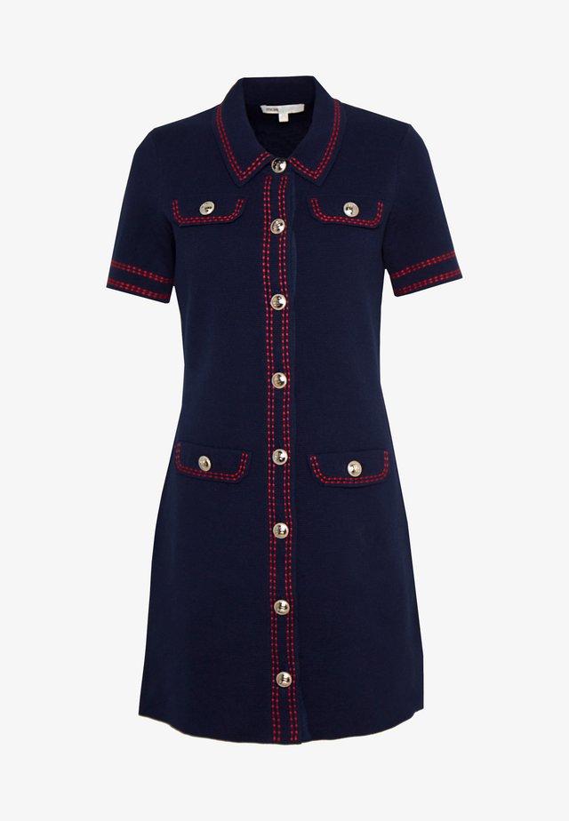 ROSIE - Sukienka etui - marine
