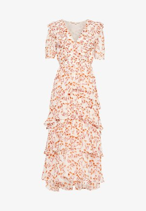 ROMINA - Maxi dress - terracotta