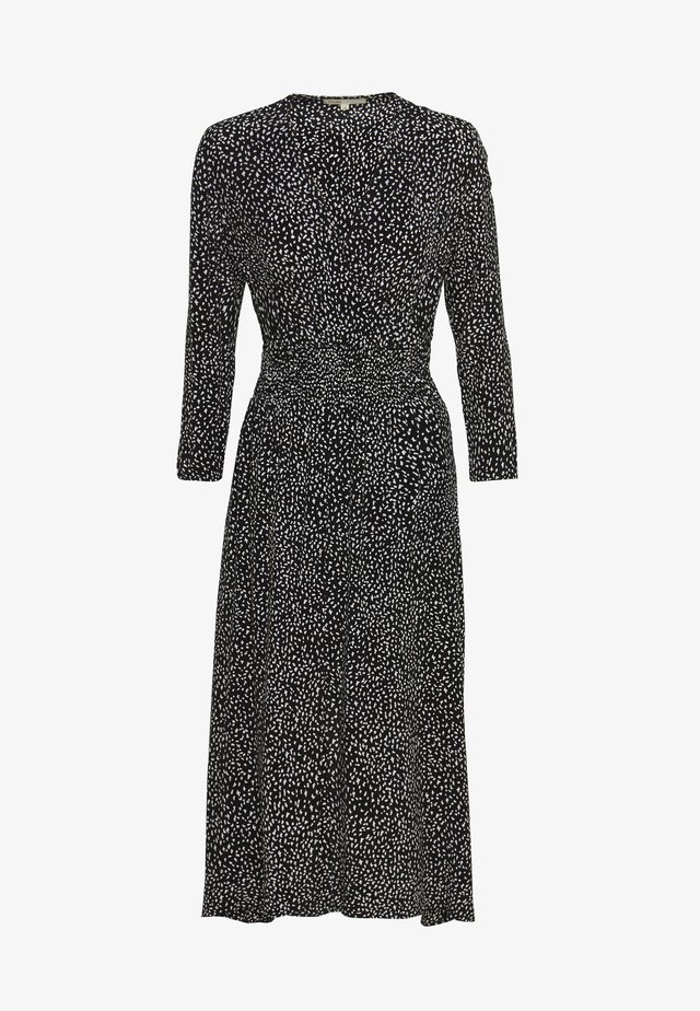 ROSILA - Długa sukienka - noir/blanc